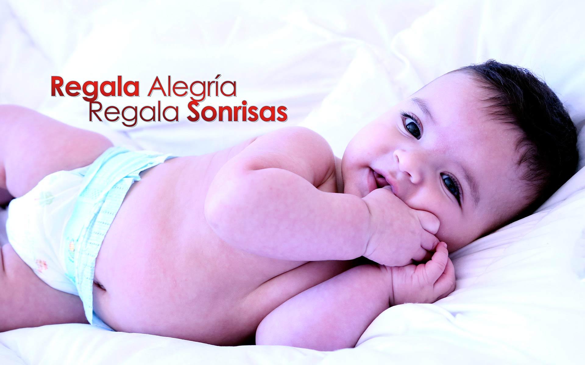 Regala Sonrisas, Regala Alegría.