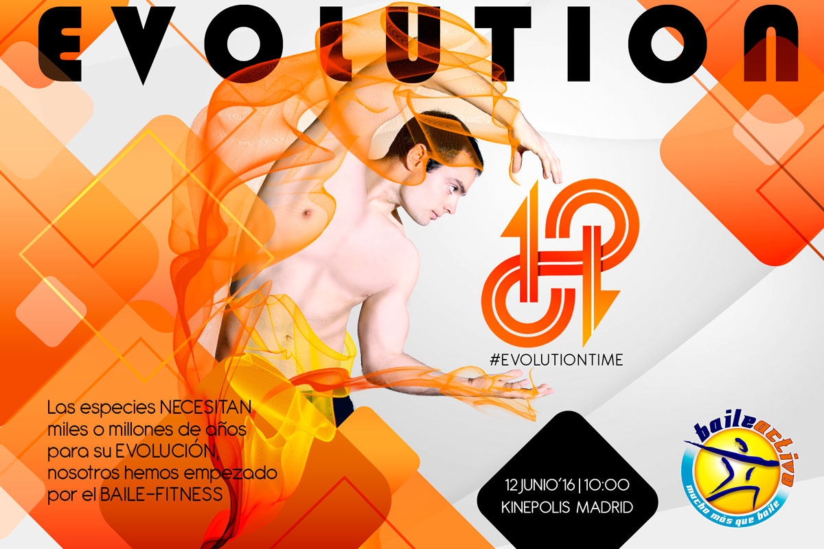 BAILEACTIVO EVOLUTION 18